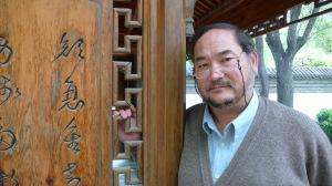 John D. Liu er født og oppvokst i USA , men har bodd og jobbet hele sitt voksne liv i Kina. (foto: Arne Storrønningen).