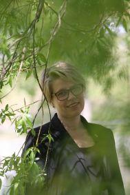 Hilde Opoku, nasjonal talskvinne for Miljøpartiet de grønne, mener partiet hennes treffer en nerve i tiden.  (foto: Arne Storrønningen)