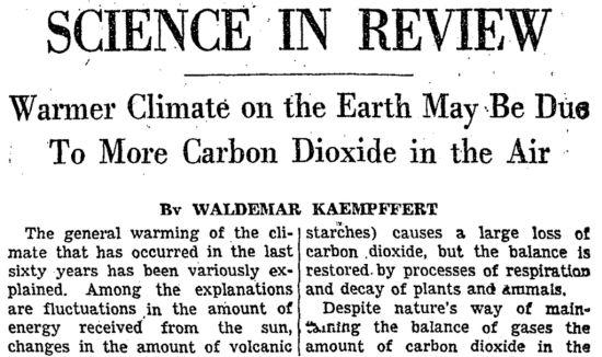 New York Times klima 2