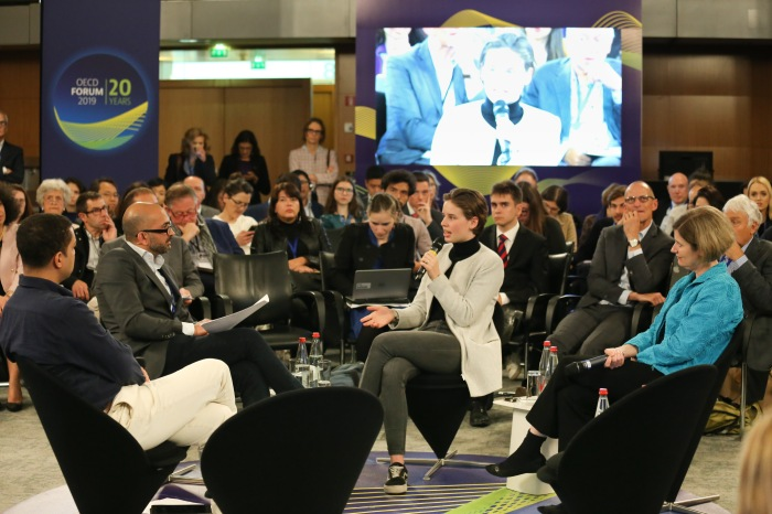 2019 OECD Forum: From Protest to Solutions