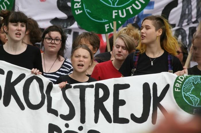 fff stockholm Greta Thunberg edit